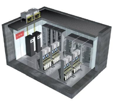 minispace data center